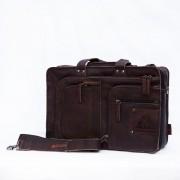 Laptoptas Backer - Bruin