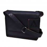 Laptoptas Middle flap Low - Zwart