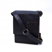 Tablet tas Middle flap High - Zwart
