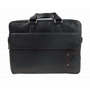 Laptoptas one pocket - Zwart